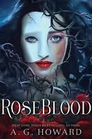 Roseblood by Anita G. Howard | Hardcover Book | 9781419719097 | NEW
