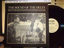 The SOUND OF THE DELTA Testament Records 1966 LP NM/EX McDowell Big Joe Williams