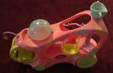 Littlest Pet Shop Paw Powered Cruiser Vehicle Car Buggy Hamster Wheel LPS