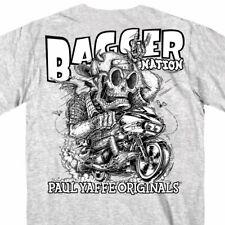 Paul Yaffe Originals T Shirt  Bagger Nation Monster Short Sleeve Shirt