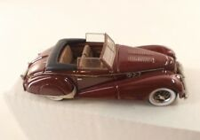 Ma Collection (Suisse)  n° 54 Delahaye 135 MS Cabriolet ANTEM 1947 Ed n°19 1/43