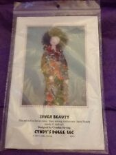 Cyndy's Dolls Doll Pattern. Inner Beauty Pattern