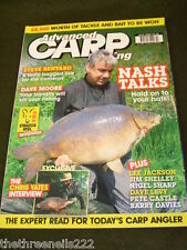 ADVANCED CARP FISHING - FOX STRATOS REEL REVIEWED - JULY 2006