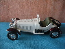 450 F NEW RAY CHINA MERCEDES BENZ SSKL MILLE MIGLIA 1931 PILOTE CARACCIOLA 1/43