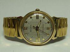Men's Bulova Selfwinding Analog Wrist Watch - Runs Great - No Reserve