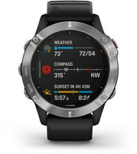 Garmin fēnix fenix 6 Silber smartwatch 010-02158-00
