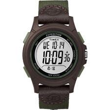 Timex Digital Sport Expedition Green Mens Tw4b10000