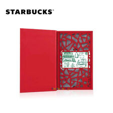 Starbucks Card 2020 China Chinese New Year Blue and Green porcelain Gift box
