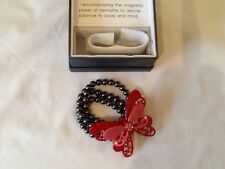 elasticated butterfly bracelet by Equilibrium,rrp £21.99,new,