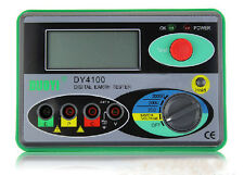 Update DY4100 Digital Earth Ground Resistance Tester Meter Digital Earth Tester
