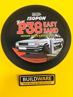 ISOPON P38 EASY SAND REPAIRS DENTS & SCRATCHES Car Body Filler Repairs