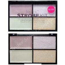 Technic Strobe Kit 4pc Cream & Powder Highlighters Blush