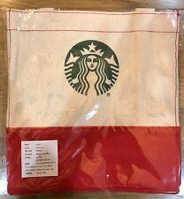 Thailand Starbucks Coffee Christmas Tote Bag 2016 GIFT XMAS