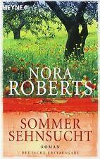 Sommersehnsucht: Roman von Roberts, Nora   Buch   Zustand gut