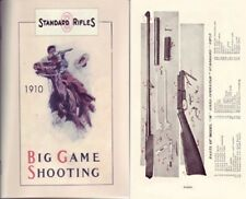 Standard Arms Company 1910 Rifles Catalog