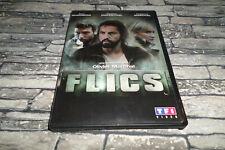 DVD - FLICS Saison 1 l'intégrale de la série 4 EPISODES / OLIVIER MARSHAL  /  /