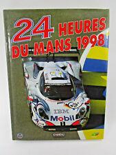 BUCH JÄHRLICH LE MANS 1998 ACO