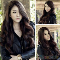 GN- Women's  Cosplay Wig Long Curly Wavy Hair Full Wigs Party Costume Wig Little