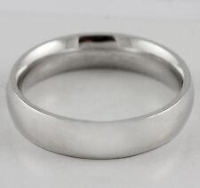 Platinum Men's Wedding Band, size 9.75, 12.5gr (New Ring Design)#345