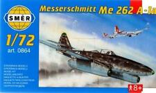 Messerschmitt Me 262 A-1a - WW II JET FIGHTER (LUFTWAFFE MKGS) 1/72 SMER