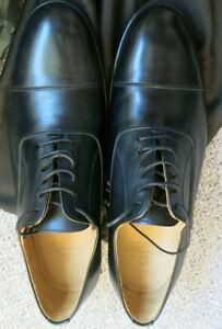 Shoepassion Herrenschuhe Klassiker No. 543 Captoe Oxford Größe 10 (44,5)