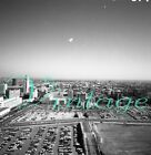 1960%27s+LA+Aerial+View+LOS+ANGELES+-+Vintage+120mm+Negative