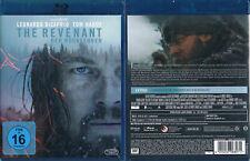 THE REVENANT - DER RÜCKKEHRER --- Blu-ray --- Leonardo DiCaprio --- Neu & OVP --