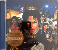 Michael Jackson CD Michael - Europe (M/M)