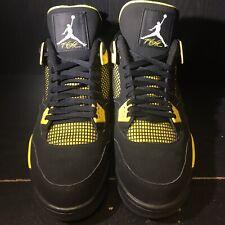 Air Jordan 4 Thunder 2012 Size 14