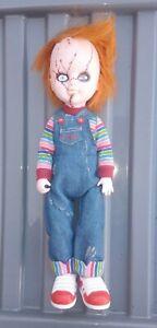 Living Dead Doll By Mezco. Child's Play 2 Chucky Horror Doll. Halloween VGC