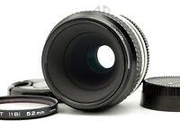 【Near MINT】 Nikon Micro-Nikkor 55mm f3.5 Ai MF Macro Lens for F mount From JAPAN