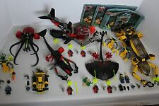LEGO Retired Alpha Team Mission Deep Sea Sets 4788, 4790-4797 95% Comp No Boxes