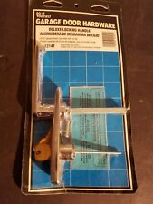 NEW SEALED Do It Yourself  Locking Garage Door Opener with Keys GD-12147