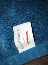 John Lewis Egyptian Cotton Hand Towel  Supima Teal