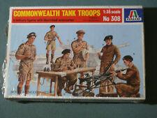 Italeri Commonwealth Tank Troops 1/35