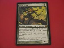 MTG MAGIC MORNINGTIDE RHYS THE EXILED (FRENCH RHYS L'EXILE) NM