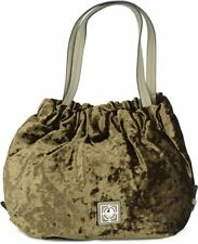 Catherine Catherine Malandrino Womens Ashleigh Green Tote Handbag Medium 7186