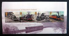 GB 2013 Clásico loco's N. Ireland MS3498 X 10 Hojas En Lote cara más de £ 36 NF292