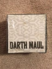 RARE Star Wars Darth Maul Memo Cube Notepad With Case. Sealed