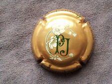 Capsule de champagne Perrier Jouët