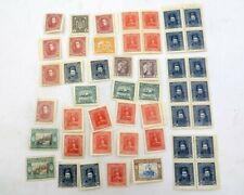 Ukraine, Lot of 47 Stamps Never Put Into Service, Singles & Blocks, MNH