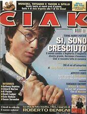 CIAK - N 11 NOVEMBRE 2002