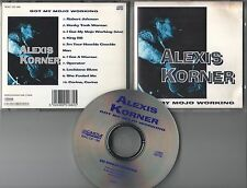 Alexis Korner CD GOT MY MOJO WORKING (c) 1994