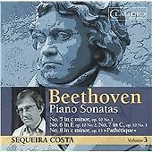 Piano Sonatas Vol. 3, Ludwig Van Beethoven, Audio CD, New, FREE & Fast Delivery