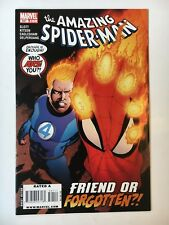 Amazing Spider-Man #591 (1998, 2nd Series) NM, Human Torch Appearance