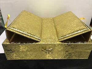 Quran Box With Stand 33/27cm Size