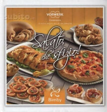 UFFICIALE - Salato che Sfizio Ricettario Bimby TM31 - Libro Ricette Vorwerk