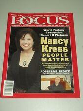 LOCUS ISSUE 599 VOLUME 65 #6 DECEMBER 2010 NANCY KRESS US MAGAZINE