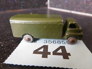 Rare Benbros Mighty Midget Bedford Army Truck Qualitoy  (44)