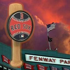 Boston Red Sox themed Baseball Bat beer tap handle